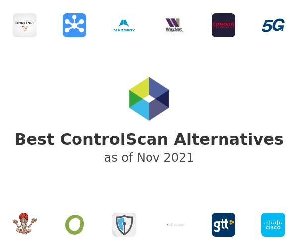 Best ControlScan Alternatives