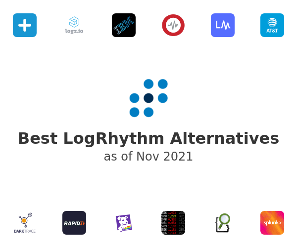 Best LogRhythm Alternatives