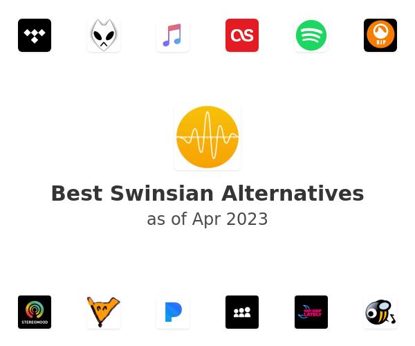 Best Swinsian Alternatives