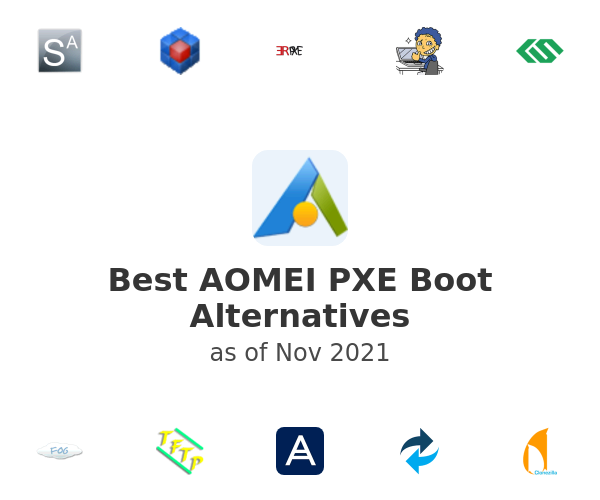 Best AOMEI PXE Boot Alternatives