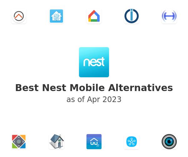 Best Nest Mobile Alternatives
