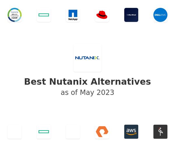 Best Nutanix Alternatives