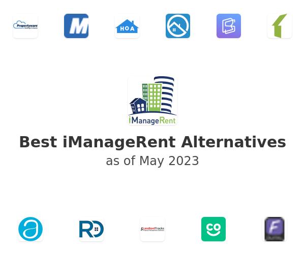 Best iManageRent Alternatives