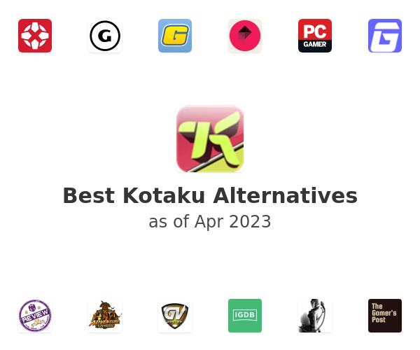 Best Kotaku Alternatives