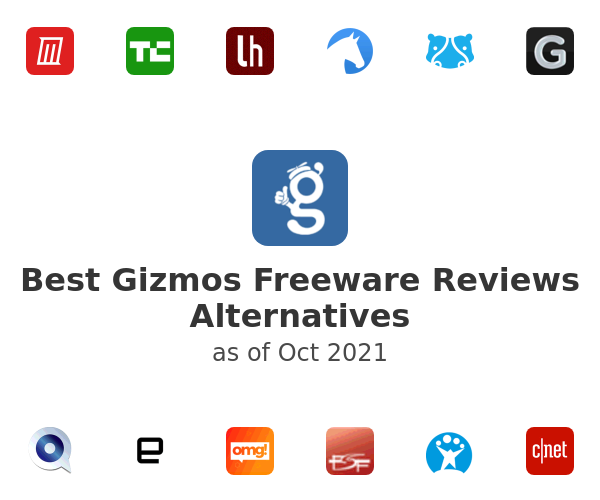 Best Gizmos Freeware Reviews Alternatives
