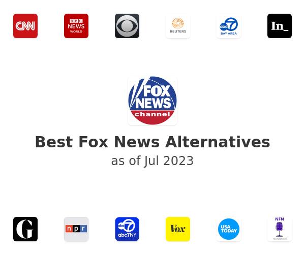 Best Fox News Alternatives