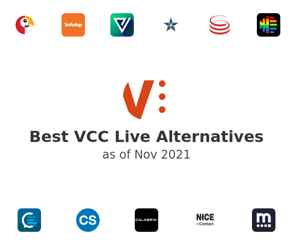 Best VCC Live Alternatives