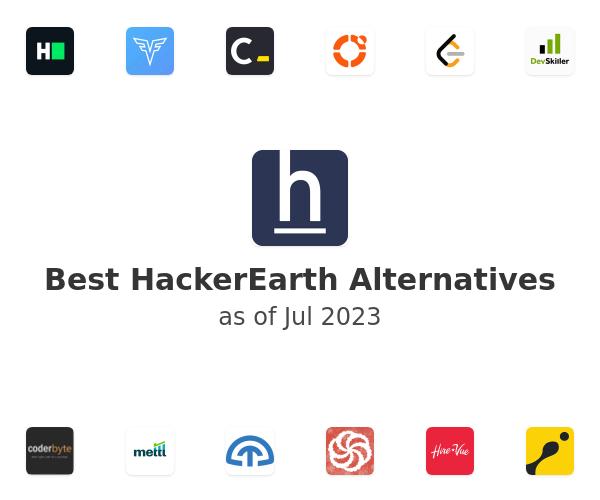 Best Hackerearth Alternatives