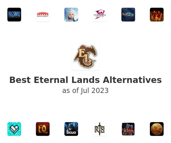 Best Eternal Lands Alternatives