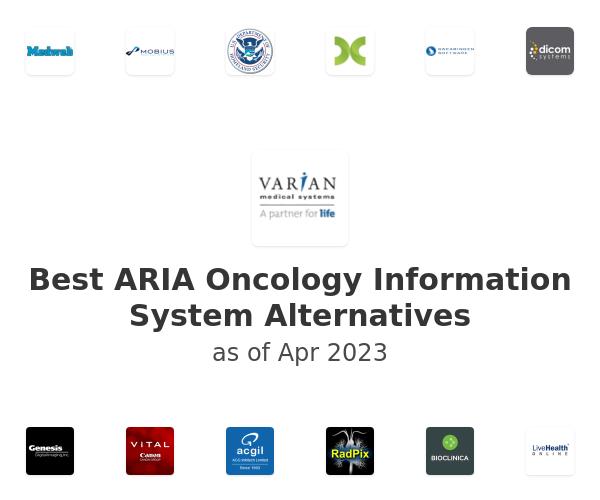 Best ARIA Oncology Information System Alternatives