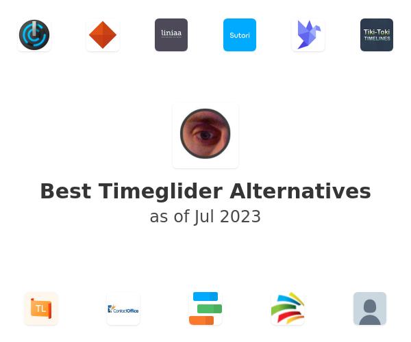 Best Timeglider Alternatives