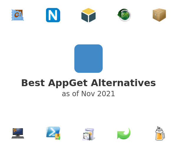 Best AppGet Alternatives