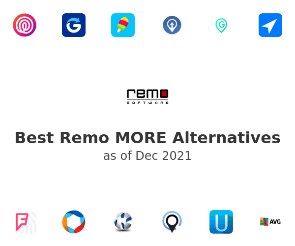 Best Remo MORE Alternatives