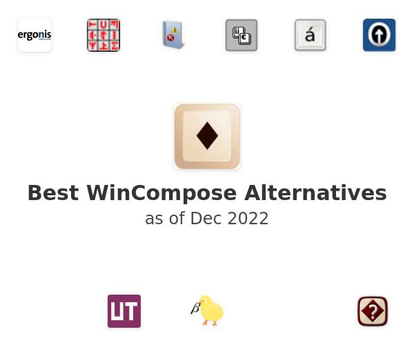 Best WinCompose Alternatives