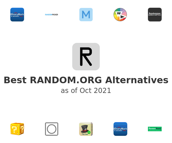 Best RANDOM.ORG Alternatives