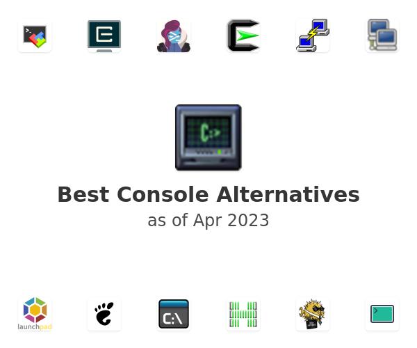 Best Console Alternatives