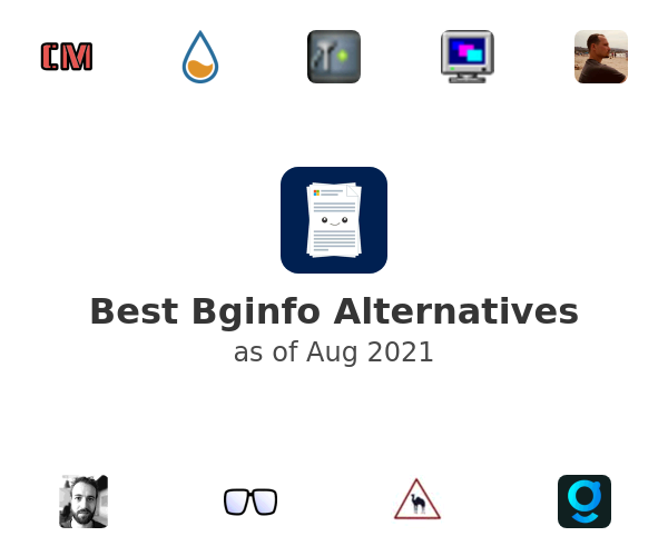 Best Bginfo Alternatives