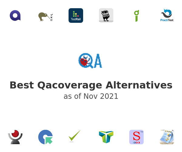 Best Qacoverage Alternatives