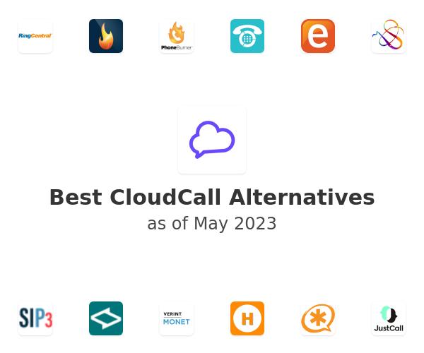 Best CloudCall Alternatives