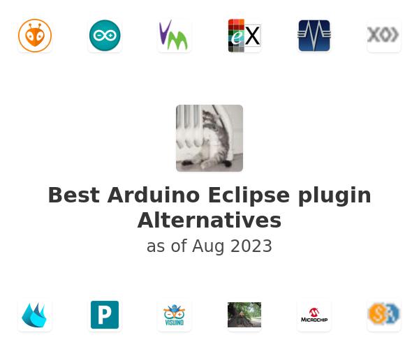 Best Arduino Eclipse plugin Alternatives