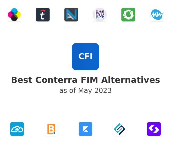 Best Conterra FIM Alternatives
