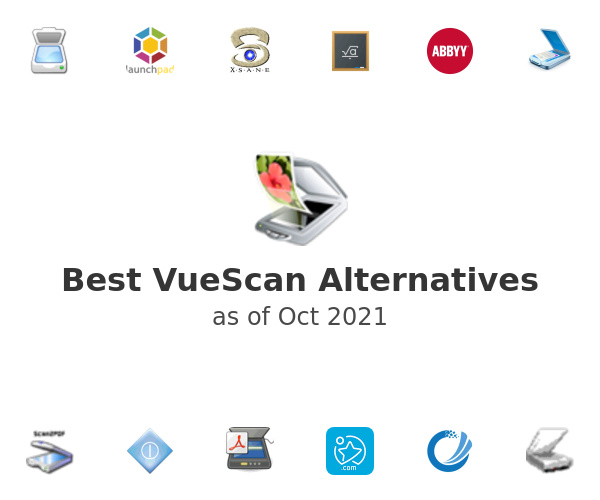 Best VueScan Alternatives