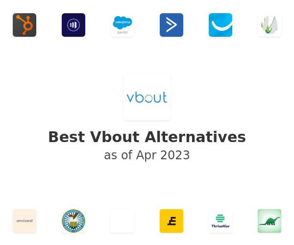 Best Vbout Alternatives