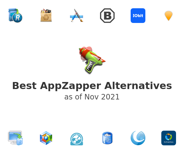 Best AppZapper Alternatives