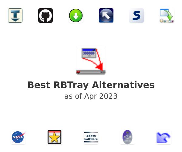 Best RBTray Alternatives