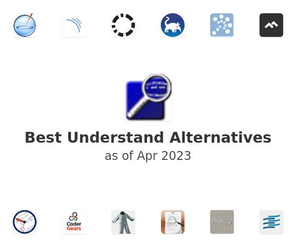 Best Understand Alternatives