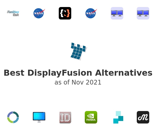 Best DisplayFusion Alternatives
