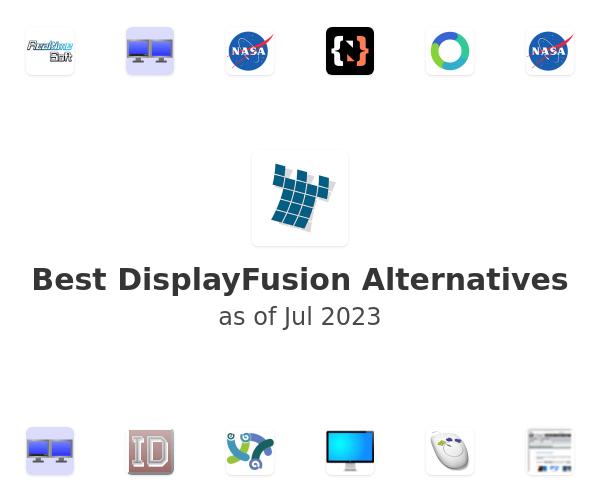 Best DisplayFusion Alternatives