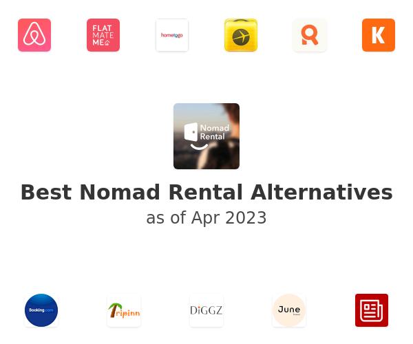 Best Nomad Rental Alternatives