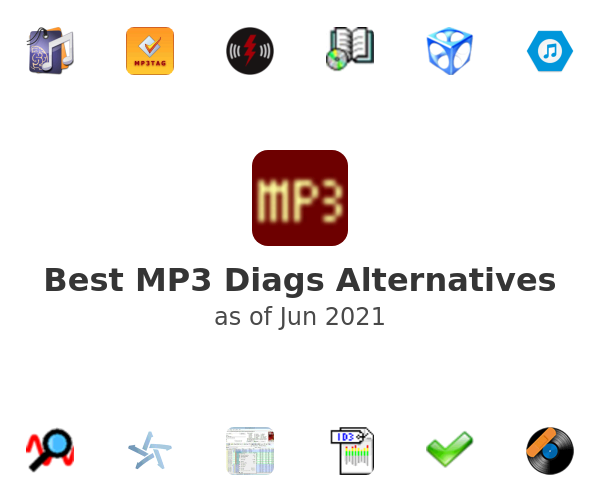 Best MP3 Diags Alternatives