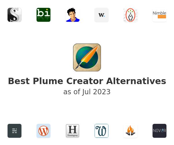 Best Plume Creator Alternatives