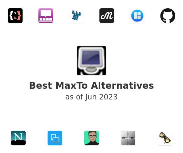 Best MaxTo Alternatives