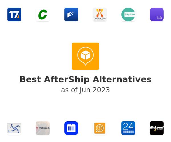 Best AfterShip Alternatives