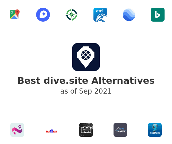 Best dive.site Alternatives