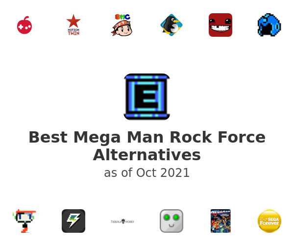 Best Mega Man Rock Force Alternatives