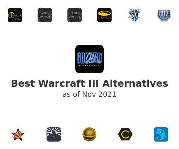 Best Warcraft III Alternatives
