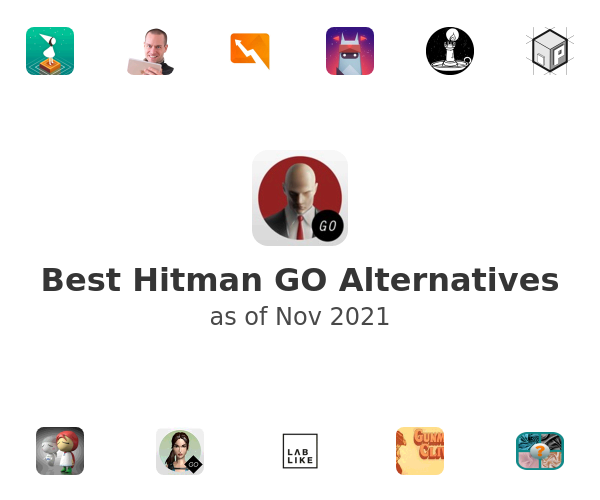 Best Hitman GO Alternatives
