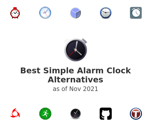 Best Simple Alarm Clock Alternatives