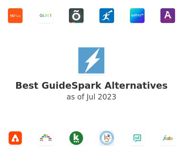 Best GuideSpark Alternatives