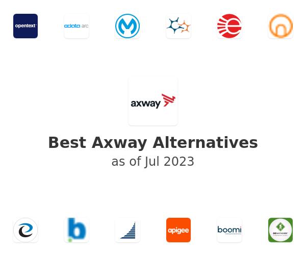 Best Axway Alternatives