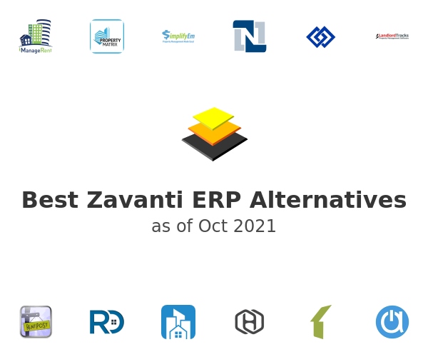 Best Zavanti ERP Alternatives