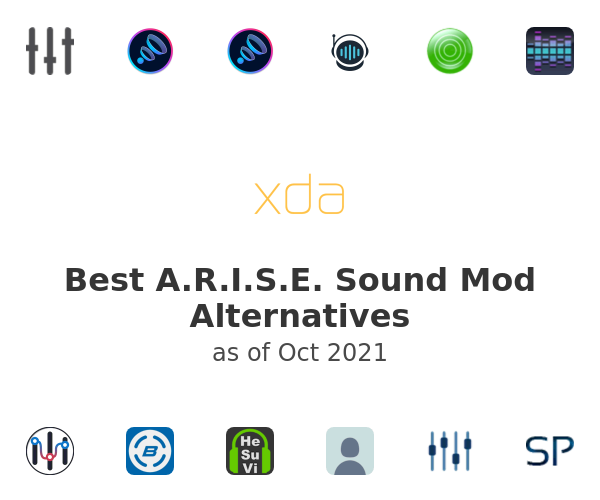 Best A.R.I.S.E. Sound Mod Alternatives