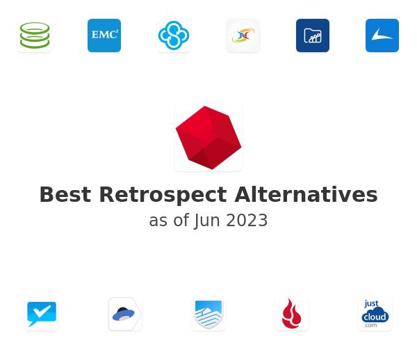 Best Retrospect Alternatives