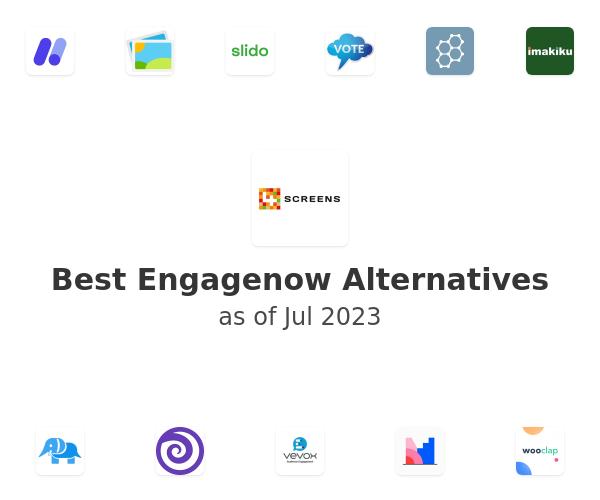 Best Engagenow Alternatives
