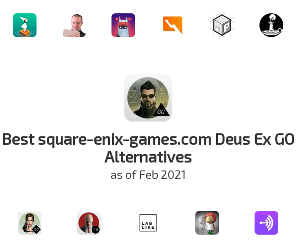 Best Deus Ex GO Alternatives