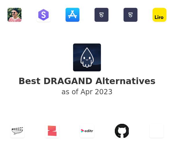 Best DRAGAND Alternatives